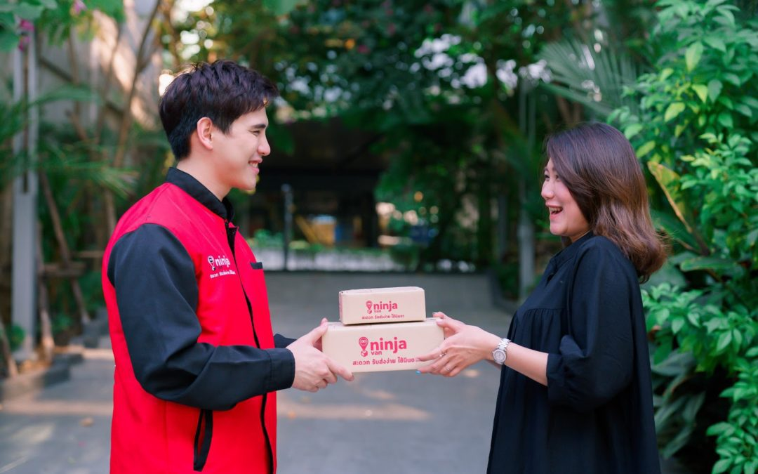 Ninja Van Thailand doubles shipper support to enhance selling experience